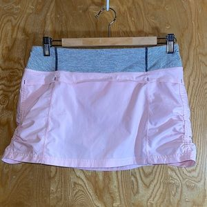 Lululemon Run: Jog Skirt